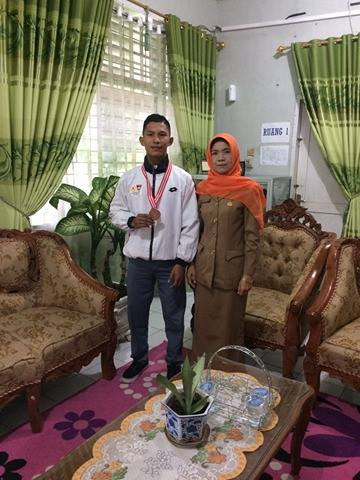 Siswa SMA Negeri 9 Padang Mengukir Prestasi Lagi