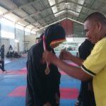 Prestasi siswa SMAN 9 Padang Pencak Silat juara 3 O2SN kota Padang Tahun 2019